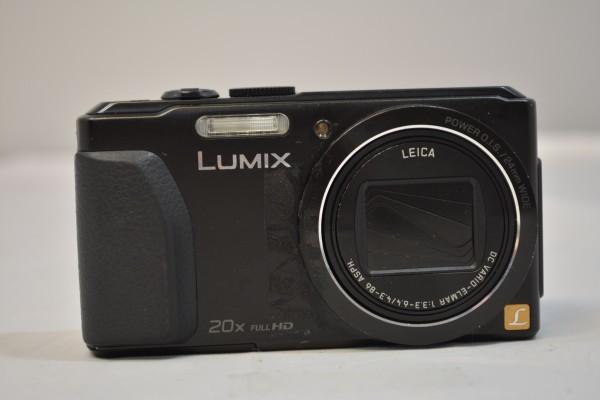 Panasonic LUMIX カメラ BLACK DMC-TZ4;O