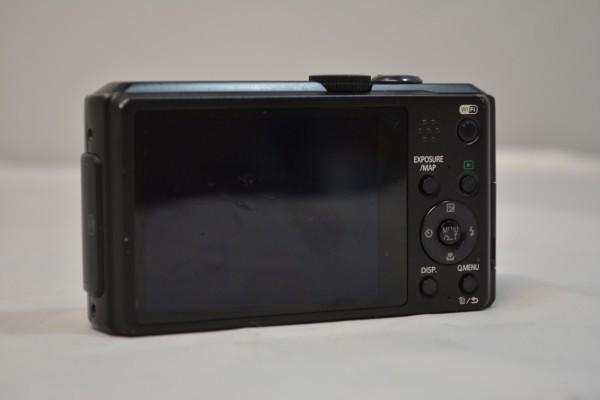 Panasonic LUMIX カメラ BLACK DMC-TZ4;O_画像2