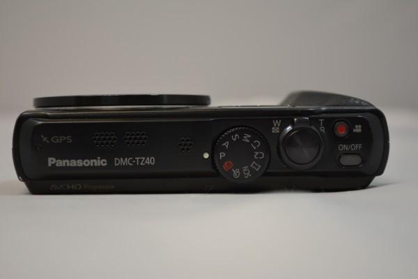 Panasonic LUMIX カメラ BLACK DMC-TZ4;O_画像3