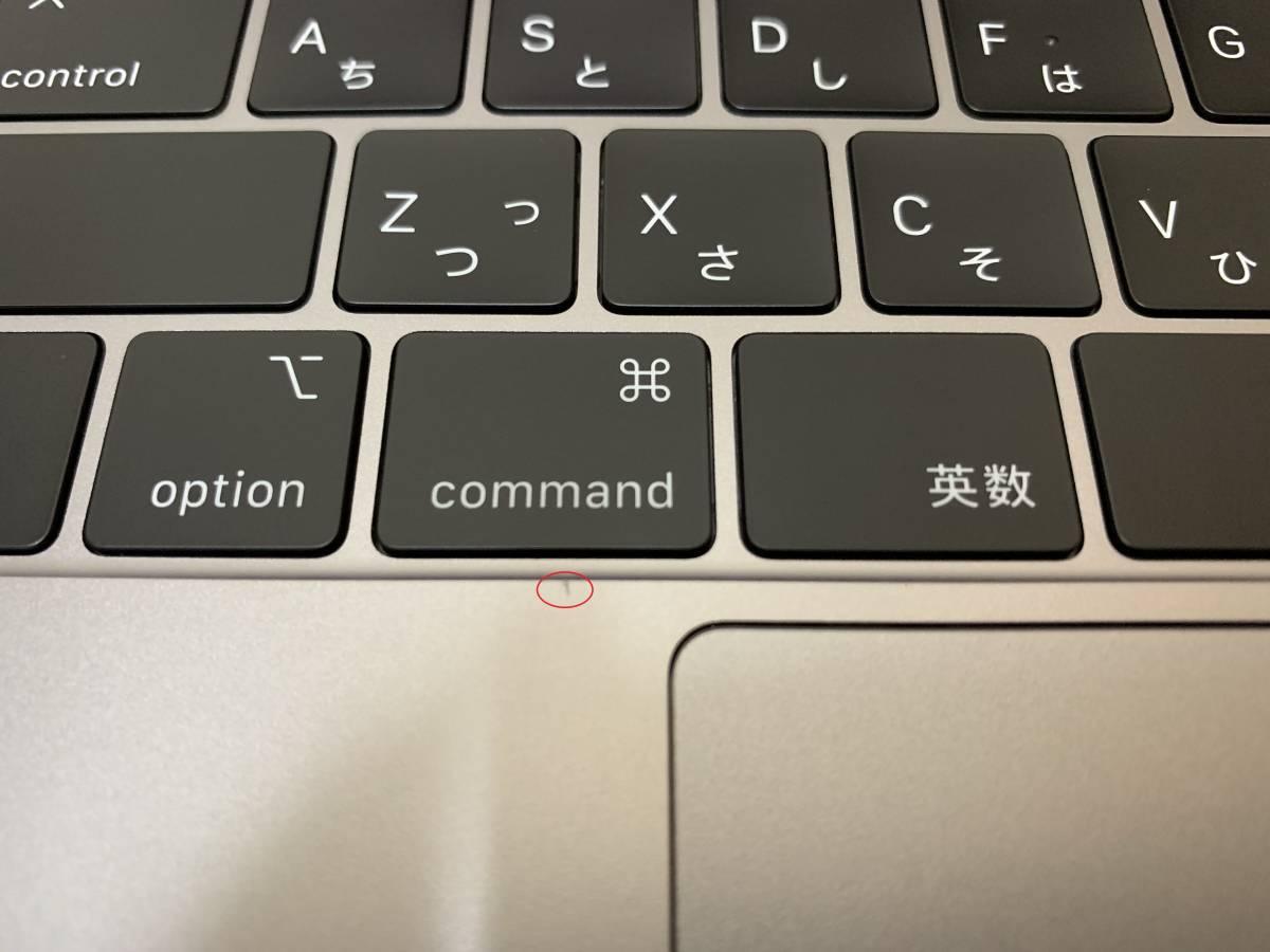 美品!MacBook Pro Core i9 2.9GHz/メモリ32GB/SSD1TB/Touch Bar/(15-inch, 2018)/MR952J/A CTO/保証残あり_画像9