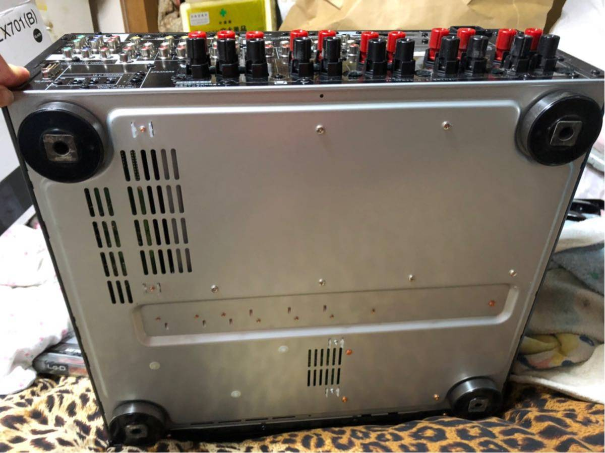 パイオニア、sc-lx57 DSDネイティブ対応AVアンプ Pioneer オーディオ 動作確認済 ジャンク扱い_画像7