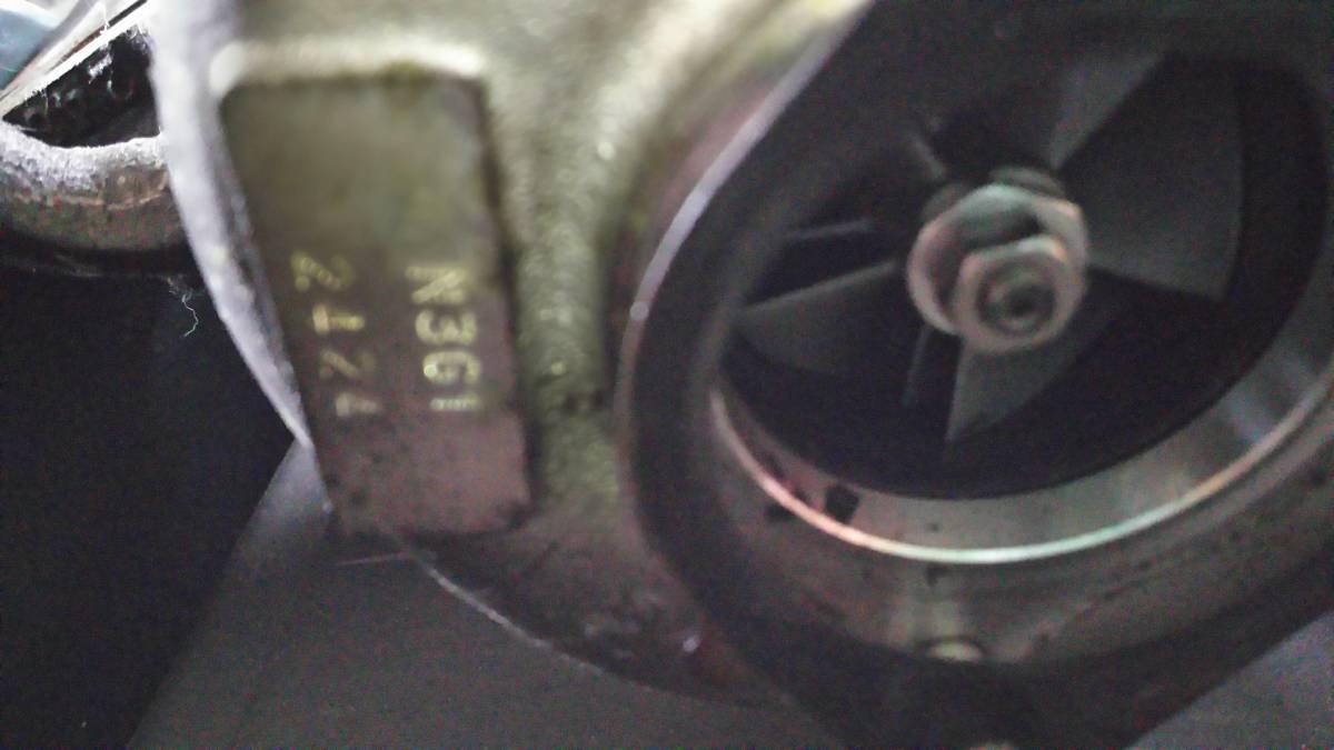 純正中古 RX-7 FD3S 5型 タービン 10,000円_画像8