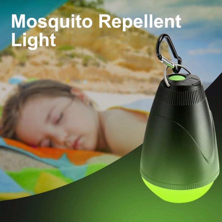 蚊忌避ライトリモートコントロールキャンプライト 18650 USB 充電式ポータブル緊急夜釣りテント電球_画像4