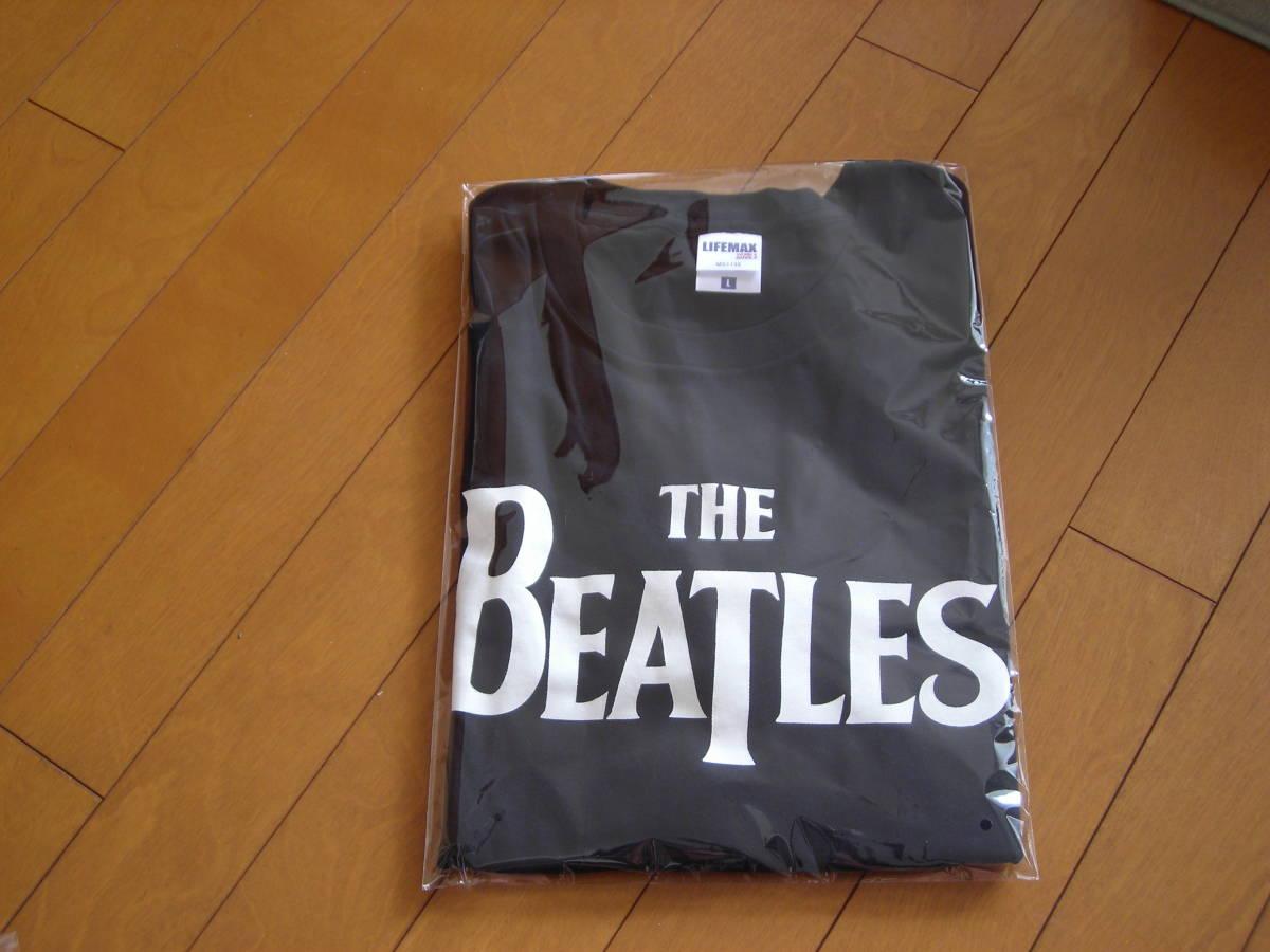 ビートルズTシャツ・カッコイイドラムロゴ!