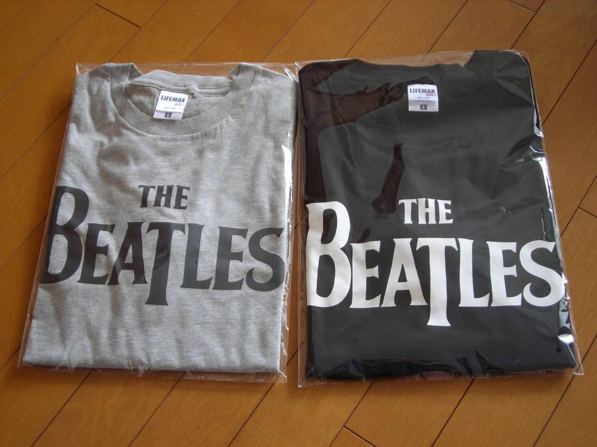 ビートルズTシャツ・カッコイイドラムロゴ!_画像3