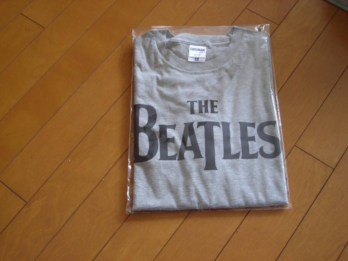 ビートルズTシャツ・カッコイイドラムロゴ!_画像2