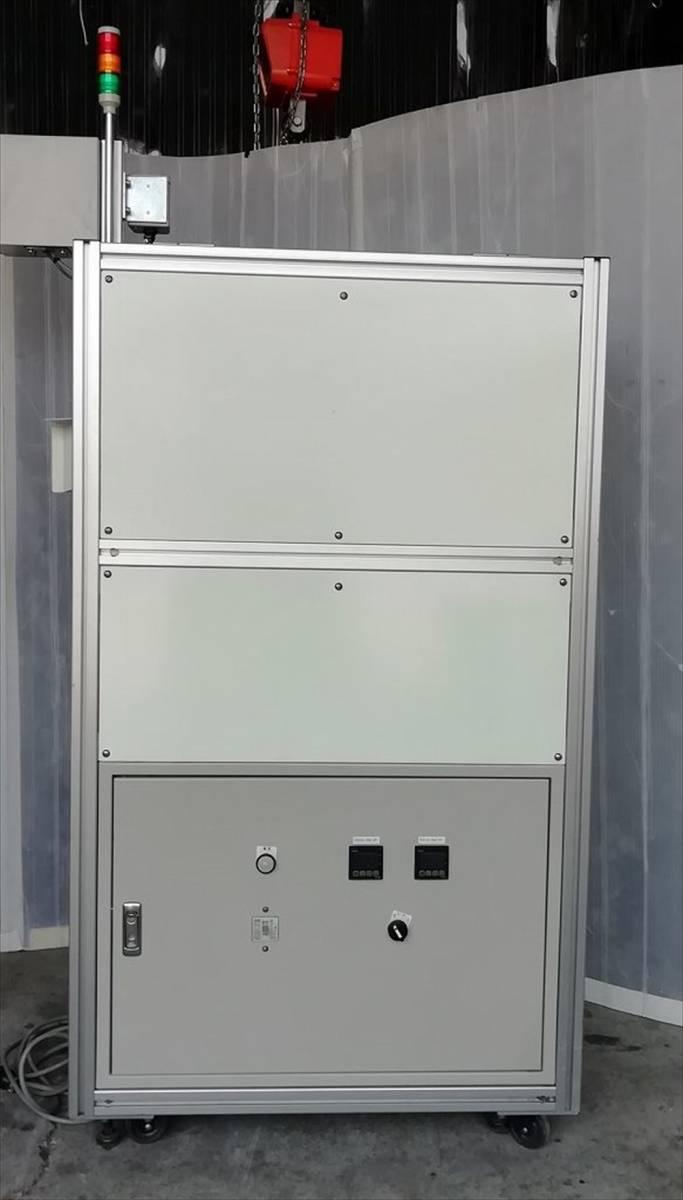 エアーバブル緩衝材製造機 PR-Xタイプ ニューロング株式会社_画像4