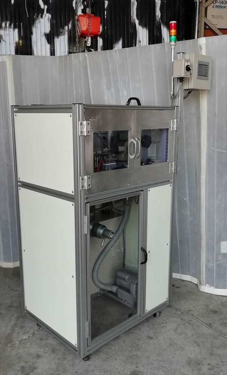 エアーバブル緩衝材製造機 PR-Xタイプ ニューロング株式会社_画像2