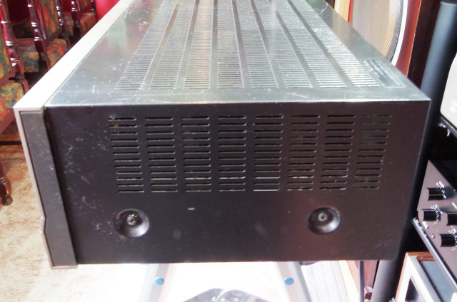 Lo-d パワーアンプ HMA-8500 動作確認済み 完動品_画像4