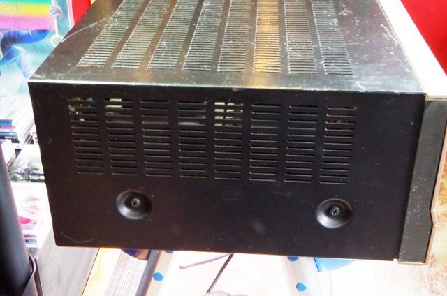 Lo-d パワーアンプ HMA-8500 動作確認済み 完動品_画像5