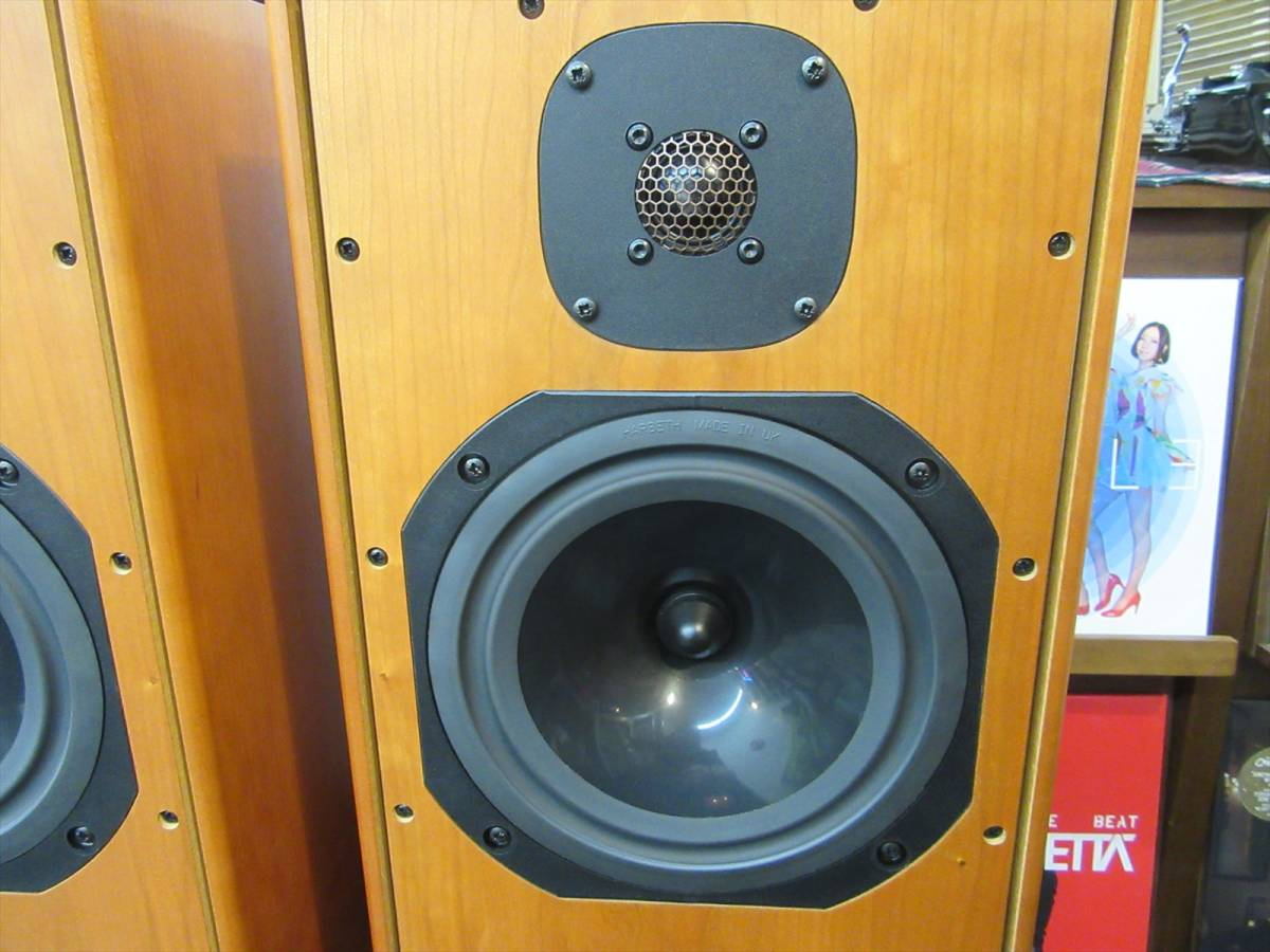 ハーベス HARBETH HL Compact 7ES-3 × スピーカースタンドHSS-7Cセット極美品_画像8