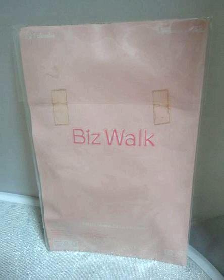 new goods luck .FukusukefkskeBiz Walk toes s Roo net tights stockings fish net toes s Roo M-Lpa-m beige