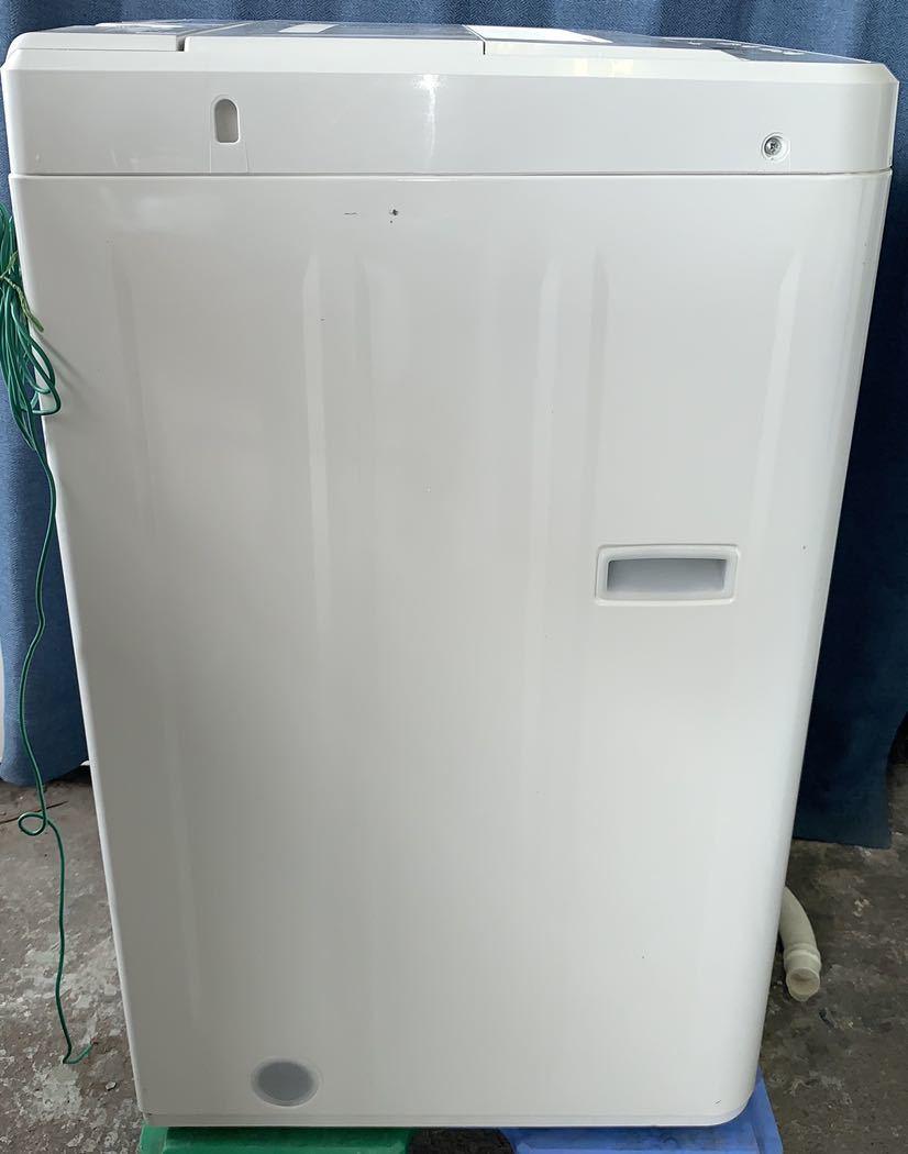 【2013年製 1000円スタート 木曜まで!】無印良品 ハイアールアクア 全自動洗濯機 AQW-MJ60 6kg洗い_画像6