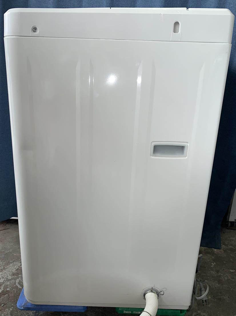 【2013年製 1000円スタート 木曜まで!】無印良品 ハイアールアクア 全自動洗濯機 AQW-MJ60 6kg洗い_画像7