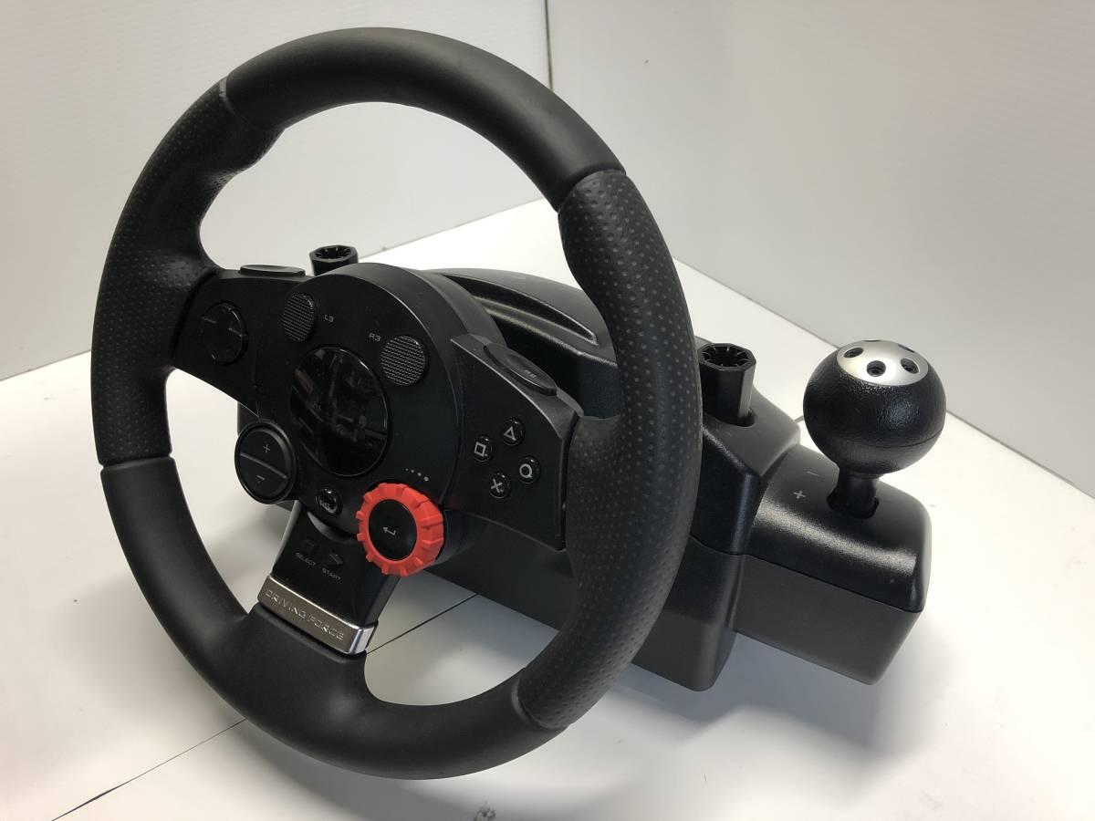 ★☆Logicool ロジクール Driving Force GT ハンコン ☆★
