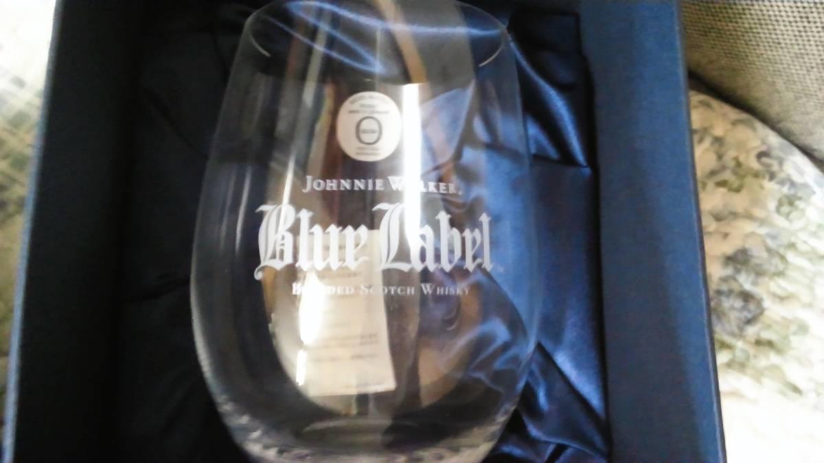 非売品 ジョニーウォーカーブルーラベル リーデル・RIDEL グラス 箱入り 新品未使用品_画像3