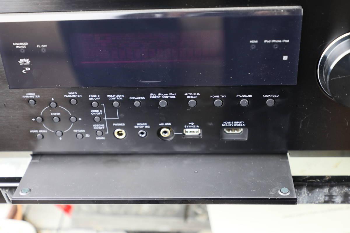 パイオニア AVアンプ SC-LX87_画像2