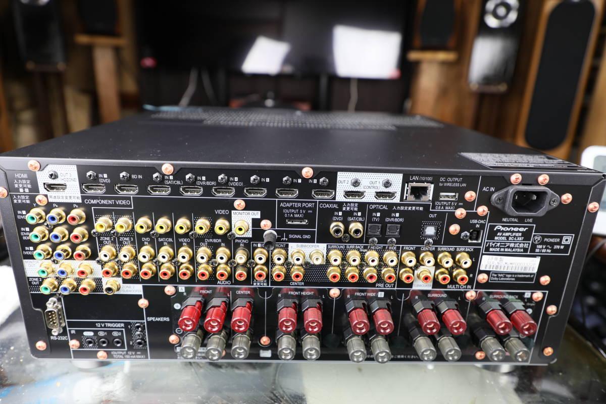 パイオニア AVアンプ SC-LX87_画像3