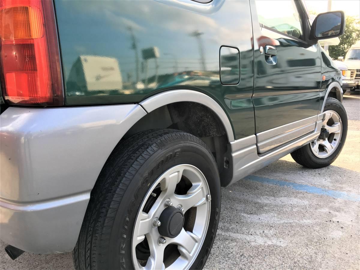 ■限定車ランドベンチャー ジムニー JB23W ワンオーナー 車検あり■修復歴なし ノーマル車 660ターボ 4WD_画像5