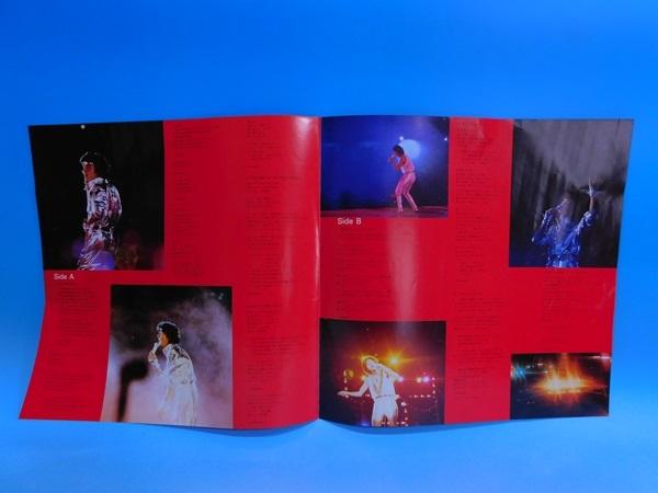 【LP】西城秀樹/BIG GAME ビッグ・ゲーム・ヒデキ'81/帯・歌詞カード付_画像5