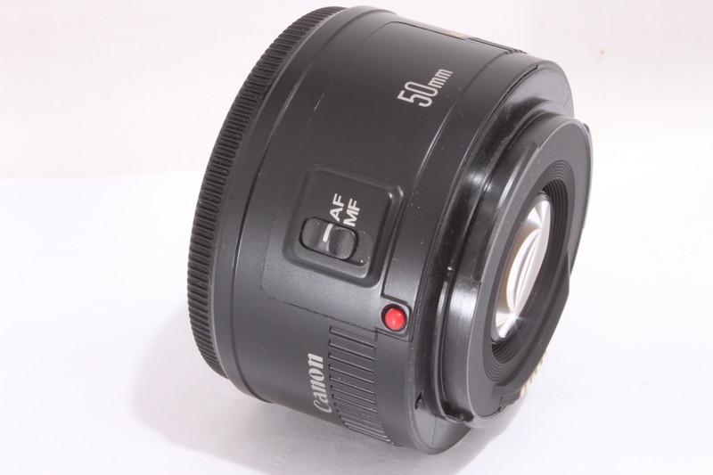 CANON LENS EF 50mm F1.8 Ⅱ [2000325E]_画像2