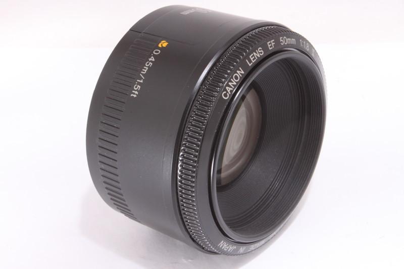 CANON LENS EF 50mm F1.8 Ⅱ [2000325E]_画像4