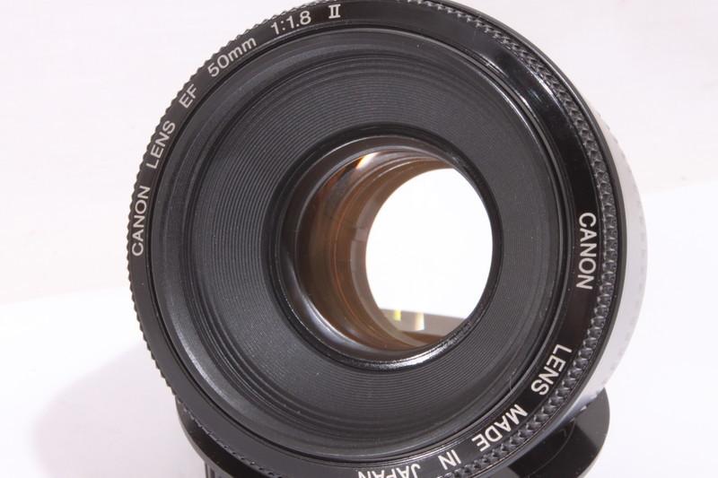 CANON LENS EF 50mm F1.8 Ⅱ [2000325E]_画像5