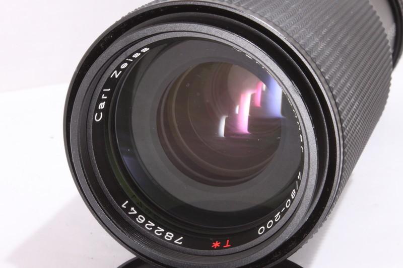 コンタックス CONTAX Vario-Sonnar 80-200mm F4 [7822641]_画像5
