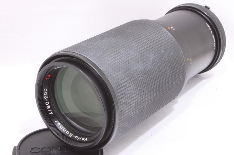 コンタックス CONTAX Vario-Sonnar 80-200mm F4 [7822641]