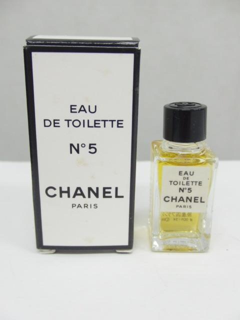 香水★シャネル CHANEL No.5 No.19 オードトワレ EDT 19ml2本+4.5ml2本 計4点セット まとめて_画像5