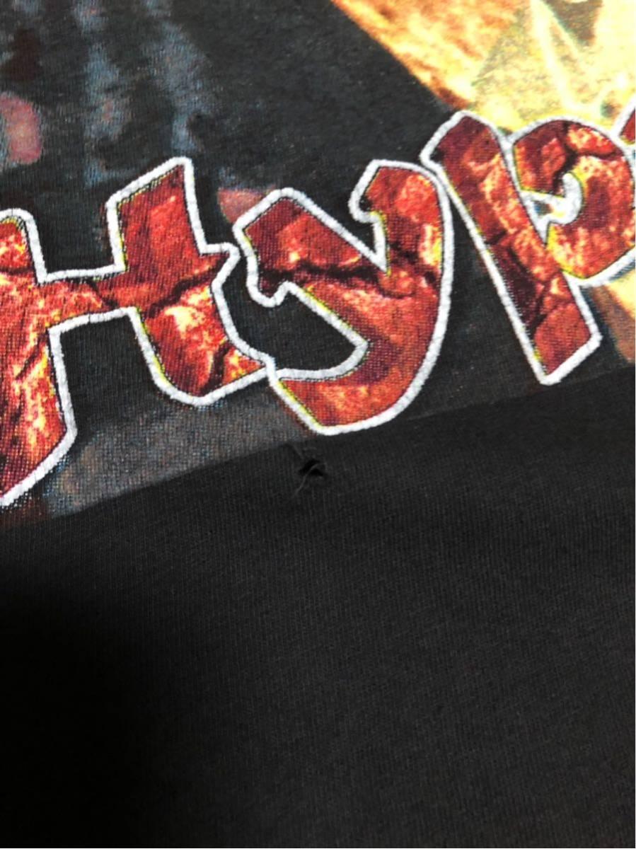 RAP TEE 90s HIPHOP ビンテージ Notorious BIG B.I.G ノトーリアス ビギー Tシャツ ヴィンテージ XXL _画像7