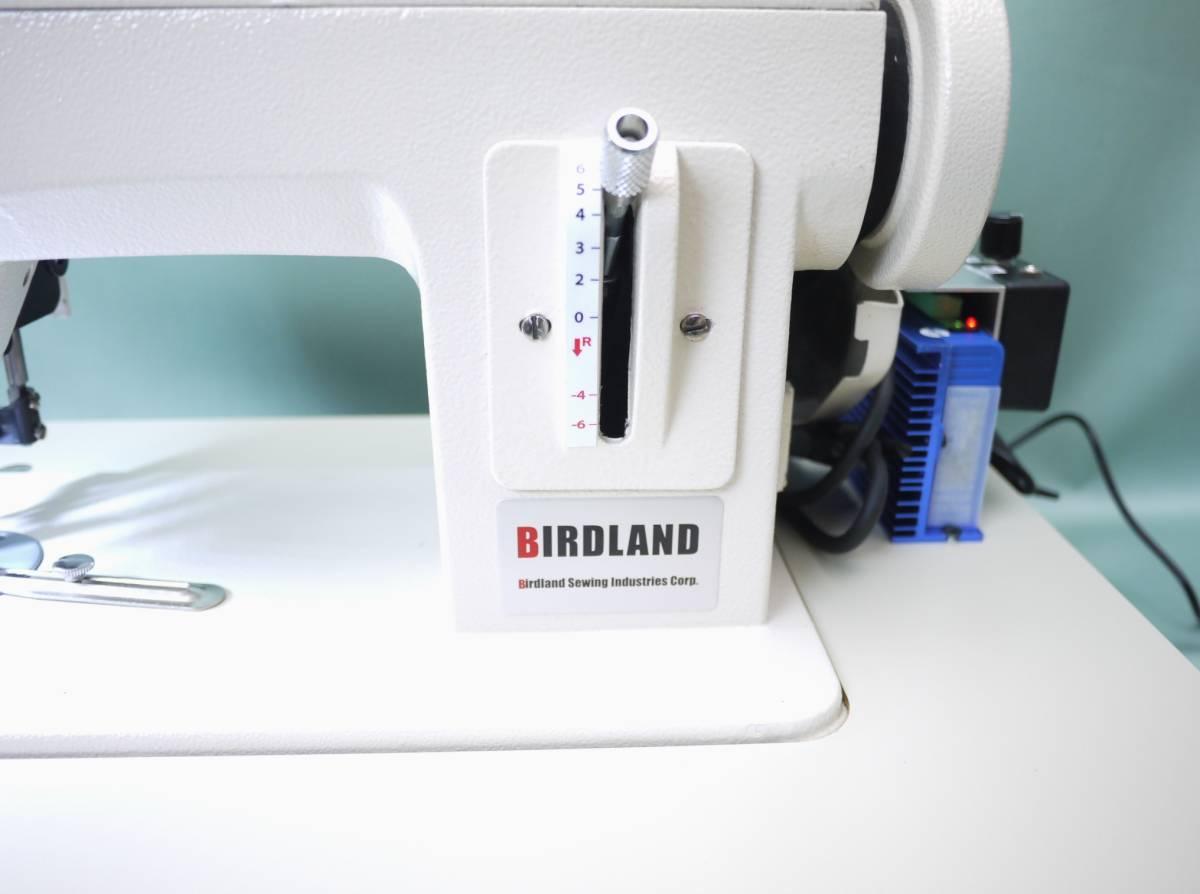 レザークラフターLC-PS ポータブル工業用ミシン 革/厚物縫い 直線モデル 超スロー縫い可能 _画像5