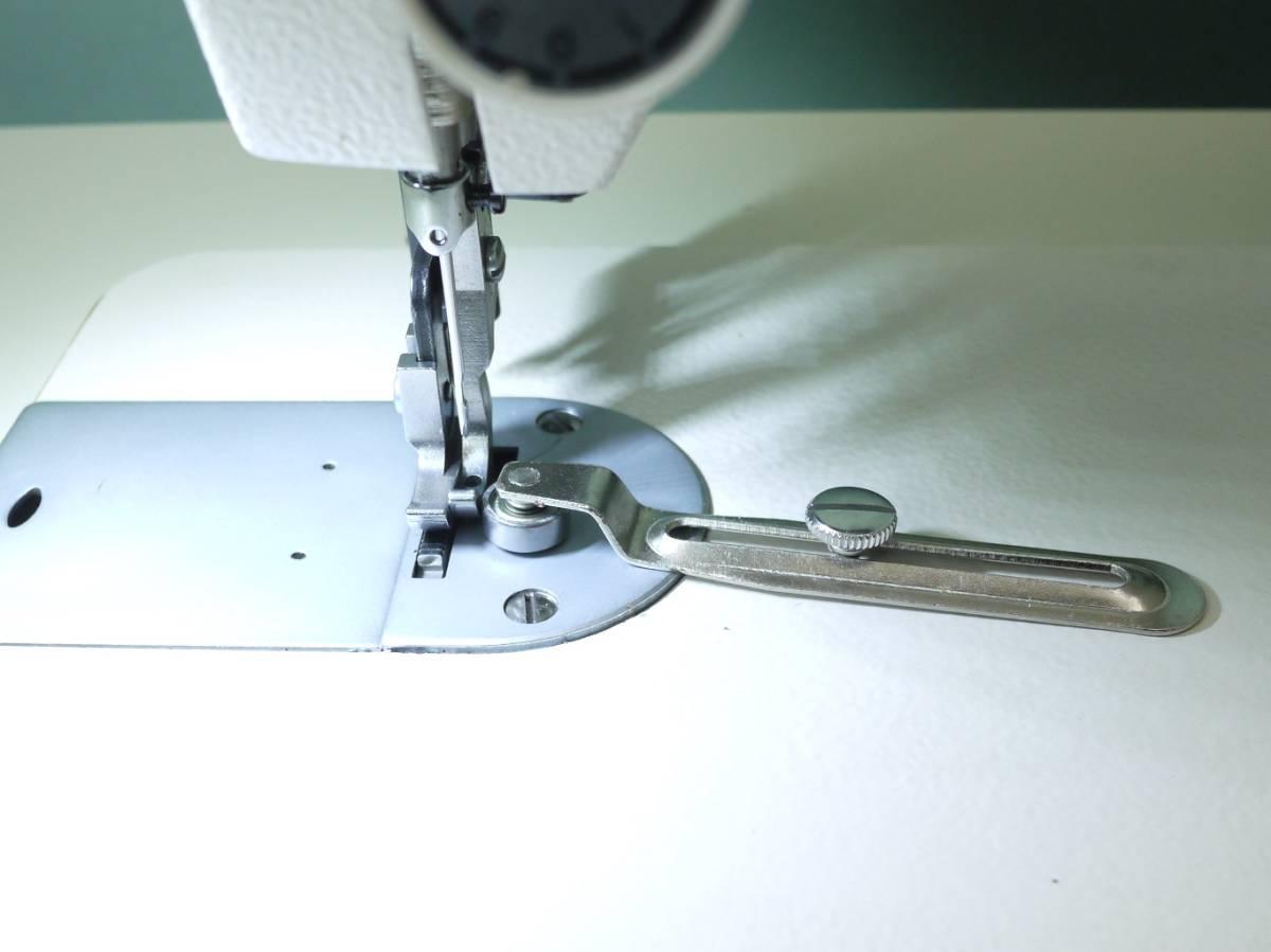 レザークラフターLC-PS ポータブル工業用ミシン 革/厚物縫い 直線モデル 超スロー縫い可能 _画像2