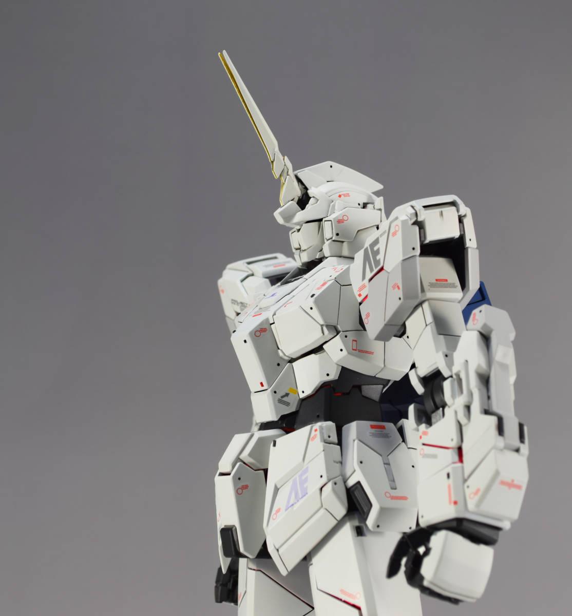 MG 1/100『 ユニコーン ガンダム (Ver.Ka)』完成品 機動戦士 ガンダム UC バナージ アナハイム_画像4