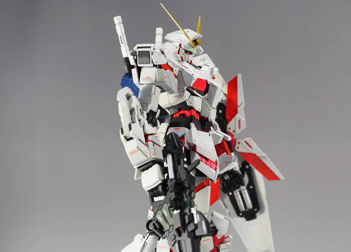MG 1/100『 ユニコーン ガンダム (Ver.Ka)』完成品 機動戦士 ガンダム UC バナージ アナハイム_画像8