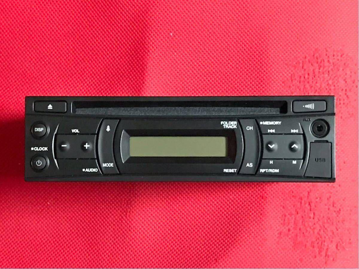 新車外し ギガ 24v トラック いすゞ 純正 AM/FM CD AUX USB PI-3643 日野三菱ふそうUD共通 送料無料②_画像1