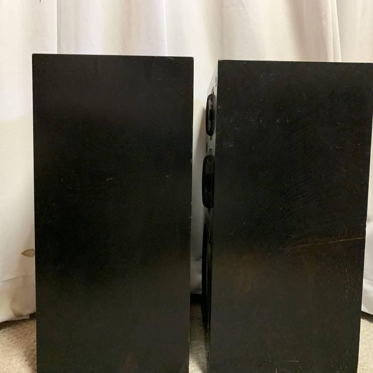 YAMAHA スピーカー NS-100M ペア定価 86,000円 完全動作品30日保証 比較的美品_画像9
