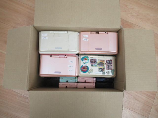 ジャンク Nintendo DS Lite 本体 32個 まとめ 売り セット 在庫処分_画像2