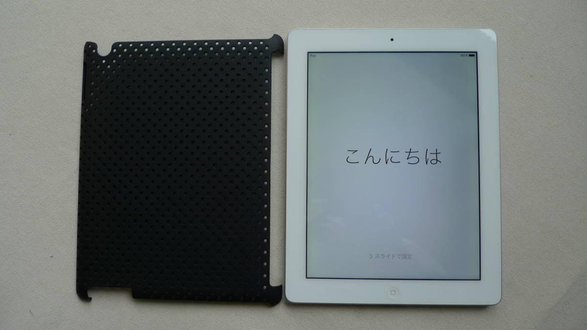 Apple  iPad 3  16GB  MD328J/A  Wi-Fiモデル  ホワイト  9.7インチ  iOS 9.3.5 初期化済み_画像3