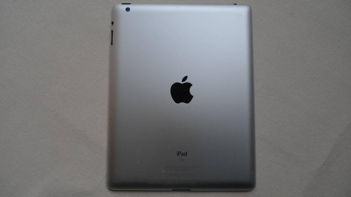 Apple  iPad 3  16GB  MD328J/A  Wi-Fiモデル  ホワイト  9.7インチ  iOS 9.3.5 初期化済み_画像4