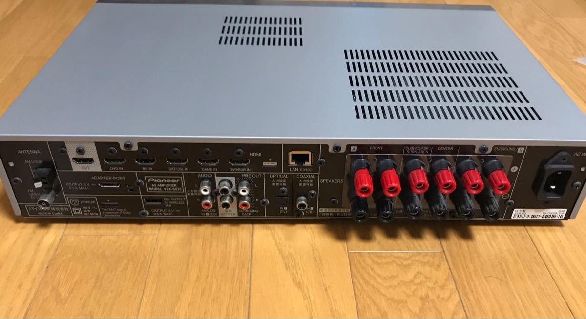 Pioneer AVアンプ VSK-S510 オーディオ機器_画像4