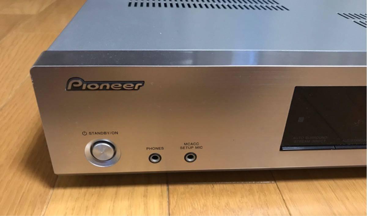 Pioneer AVアンプ VSK-S510 オーディオ機器_画像2