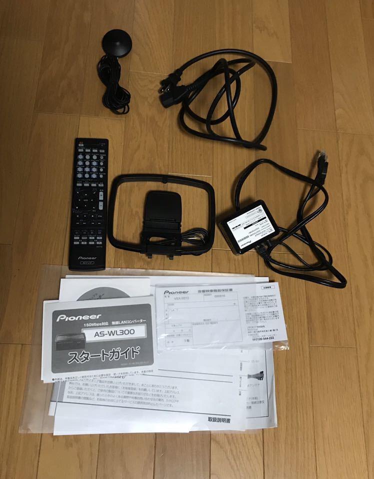 Pioneer AVアンプ VSK-S510 オーディオ機器_画像7