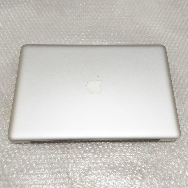 美品★ MacBook Pro 15 CTO Core i7-4コア 新品SSD:250GB メモリ:8GB 高解像度液晶 新品バッテリー Office 2016_画像3