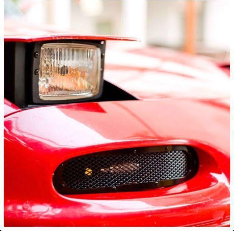 ロードスター 角目 リトラライト NA ライト H4 新品未使用 四角 ヘッドライト