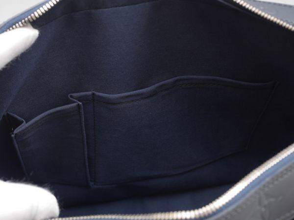 【新品同様 ほぼ未使用】ルイヴィトン Louis Vuitton モノグラムマット マルデン ビジネスバッグ ブリーフケース メンズ レザー 定価約17万_画像10