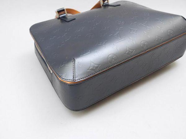 【新品同様 ほぼ未使用】ルイヴィトン Louis Vuitton モノグラムマット マルデン ビジネスバッグ ブリーフケース メンズ レザー 定価約17万_画像6