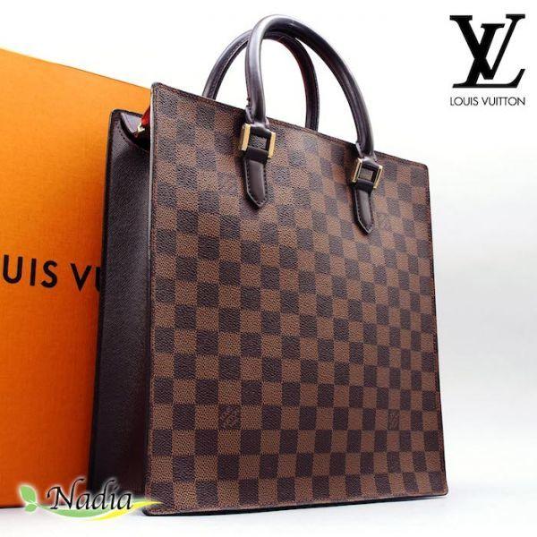 ■【美品】ルイヴィトン Louis Vuitton ダミエ ヴェニスPM トートバッグ ビジネス メンズ レディース かばん 定価約15万