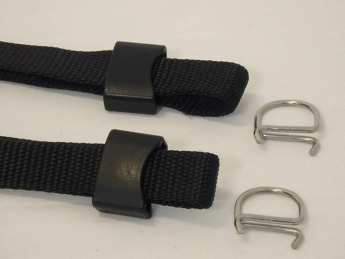 LEICA strap for M2 M3 M4 M6 定番のストラップ 筆記体ロゴタイプ 専用吊金具付 良好です _画像2