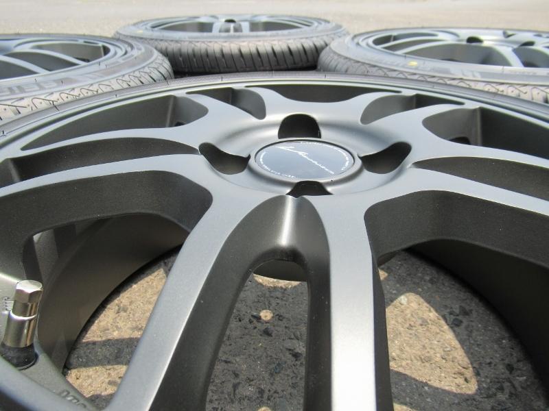 新品タイヤ☆165/50-15 165/50R15 セイバーリング SL201 weds ウェッズ マットガンメタ 6J+43 100 4H カスタムKカーに☆_画像5